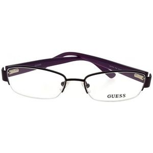 GU2378-O24-52 Women's Purple Frame Eyeglasses NWT